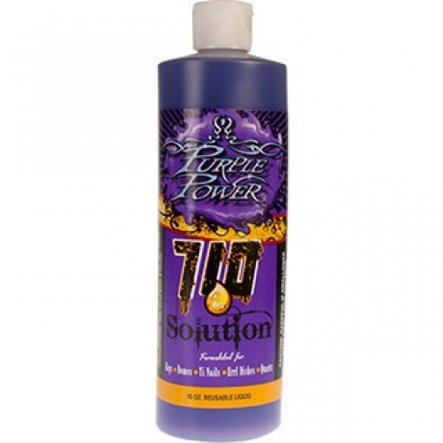 710 Oil Solution Purple Power Instant Formula All Natural  Cleaner for Pyrex - Glass - Ceramics and Metals 16oz