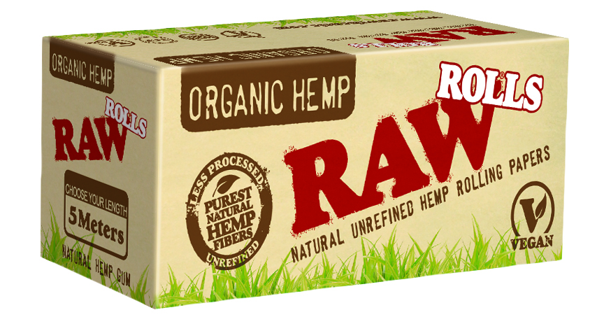 how to make hemp rolling paper