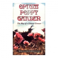 Opium Poppy Garden - by William Griffith