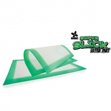 Pack of 2 Small Buddies Super Slick Ultra Mat in Non-Stick Medical Grade Silicone for Concentrates and Extracts