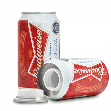 Budweiser Stash Can and Safe Box