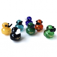 Duck Shaped Glass Carb Cap