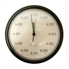 4:20 Clock- It's Always The Right Time…