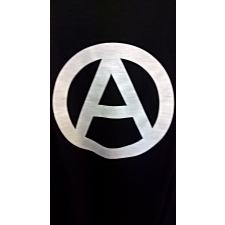 Anarchy Hoodie from New World Conspiracy