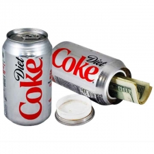 Diet Coke Can Stash and Safe Box