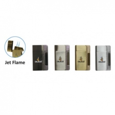 Refillable Turbo Serie Jet Flame Lighter from Duco