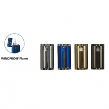 Refillable Vintage Serie WindProof Flame Lighter from Duco