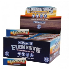 Elements Regular Perforated Tips Box of 50 Pack