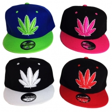 Sativa Leaf Hat