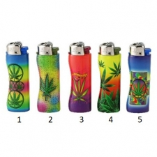 Hemp Designs Lighter from Duco