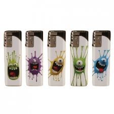 Monsters Refillable Torch Lighter from Duco