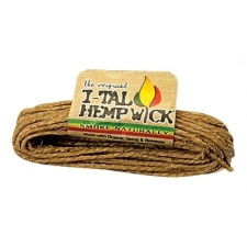 I-Tal Hemp Wick Large Organic Hemp and Beeswax Wick