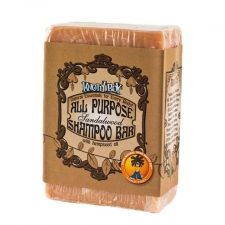 Knotty Boy All Purpose Soap Bar Sandalwood 4oz