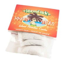 Knotty Boy Knot-Tea Scalp Tonic Island Paradise Combo 4-pack