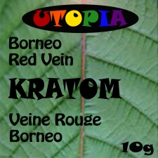 Kratom Borneo Red Vein