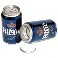 Labatt Blue Stash Can and Safe Box