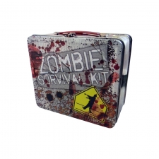 "LunchBox Zombie Survival Kit 7.75"" x 6.75"""
