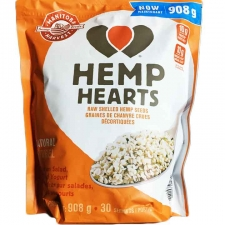 Manitoba Harvest Hemp Hearts - Hulled Hemp Seeds 908g
