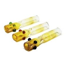 Mini Heady Fumed Glass One-Hitter From Collectivo