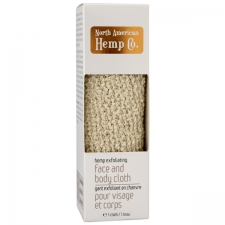 Hemp Exfoliating Face Cloth from North American Hemp co