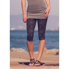 Spectrum 3/4 Leggings from Nomad's HempWear SS15