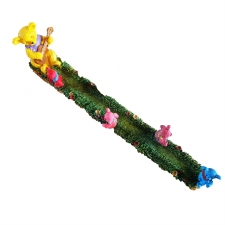 Dancing Bears Incense Holder