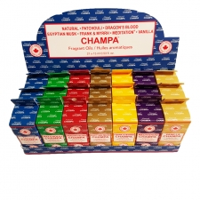 Nag Champa Fragrant Oil Box
