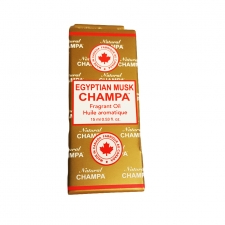 Nag Champa Fragrant Oil Bottle 15ml - Egyptian Musk