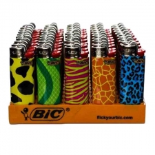 Bic Mini Lighter - Psychedelic Fur Edition - Box of 50