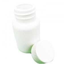 75ml Compact Plastic Pill Bottle PE-A14