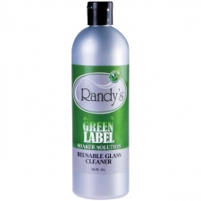 Randy Green Label Cleaner – 16oz Bottle