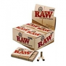RAW Pre-Rolled Perfecto Cone Tips Box of 21
