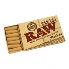 RAW Pre-Rolled Perfecto Cone Tips - Single