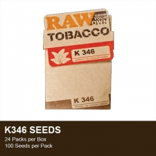 Raw Tobacco seeds - K-346