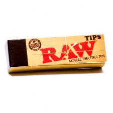 Raw Rolling Papers Tips Regular Pack