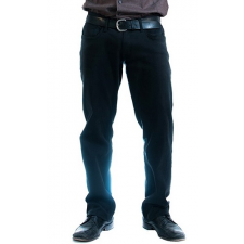 Men Hemp Eco Jeans from Respecterre - Wide Leg