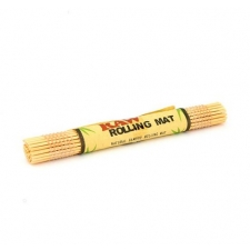 Natural Bamboo Rolling Mat from Raw