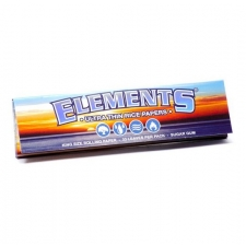 Elements King Size 110mm Rolling Papers 1 pack