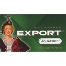 Export Aquafuge Regular Rolling Papers Pack
