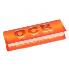 OCB Orange Regular Rolling Papers Pack
