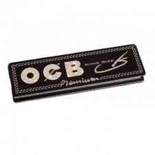 OCB Premium King Size 110mm Rolling Papers Box (50 Packs)