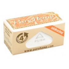 Pure Hemp Unbleached Rolling Papers Roll