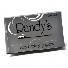 Randy's Wired 1 1/4 Rolling Papers 79mm Pack