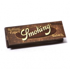 Smoking Brown 1 1/4 Rolling Papers 79mm