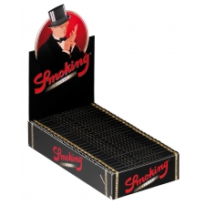 Smoking Deluxe 1 1/4 79mm Rolling Papers Box (25 Packs)