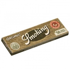 Smoking Organic 1 1/4 Rolling Paper Pack