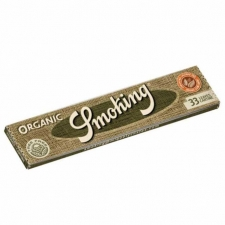 Smoking Organic King Size Rolling Paper Pack