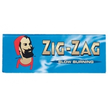 Zig-Zag Slow Burning Regular Rolling Papers Pack