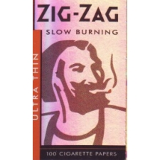 Zig-Zag Ultra Thin Regular Rolling Papers Pack