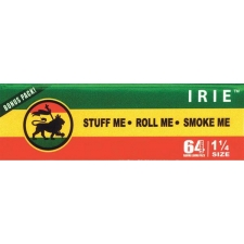Irie 1 ¼ Rolling Papers 79mm Pack